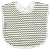 Bib Junior jersey grey chevron
