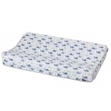 Changing pad cover Wally Whale