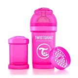 Baby bottle 180ml Pink