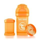 Baby bottle 180ml Orange