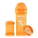 Baby bottle 260ml Orange