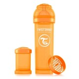 Baby bottle 330ml Orange