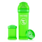 Baby bottle 330ml Green