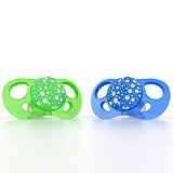 Pacifier 6+m Blue/green