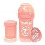 Baby bottle 180ml Pastel Peach