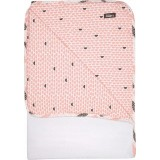 Multi towel Peach Moon