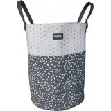Toy basket L Memphis Grey