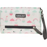 Diaper holder Blush baby