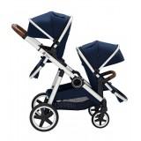 DuetPro stroller blue