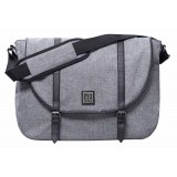 Nursery bag Aurora grey