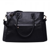 Nursery bag San Remo black