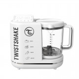 Food processor 6-in-1 white