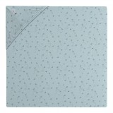 Fitted sheet 60x120cm Fabulous Paper Planes