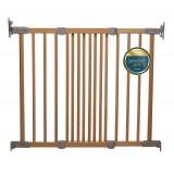 Safety gate Elin wood nature