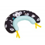 2 in 1 tummy time pillow