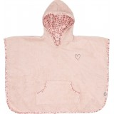 Poncho Leopard Pink