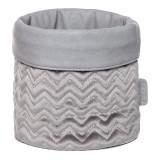 Nursery basket Griffin Grey