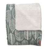 Tuck-Inn blanket bed Beleaf Sage Green