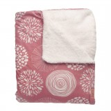 Tuck-Inn blanket bed Sparkle Rose