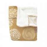 Tuck-Inn blanket crib Sparkle Sweet Honey