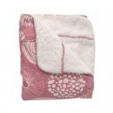 Tuck-Inn blanket crib Sparkle Rose