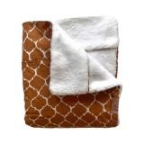 Tuck-Inn blanket crib Dream Hazel Brown
