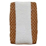 Changing pad cover Dream Hazel Brown