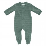 Playsuit 50/56 Corduroy Sage Green