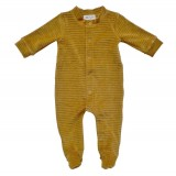 Playsuit 62/68 Corduroy Sweet Honey