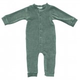 Playsuit 74/80 Corduroy Sage Green