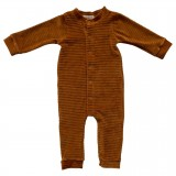 Playsuit 74/80 Corduroy Hazel Brown