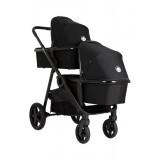 DuetPro stroller Full Black