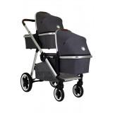 DuetPro stroller Dark grey