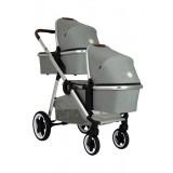 DuetPro stroller Light grey