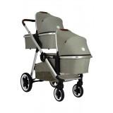 DuetPro stroller Green
