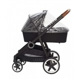 DuetPro rain cover carrycot transparent