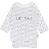 Dress Allover Confetti Happy Monkey