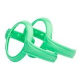 Easy grip handle 2 pieces Green